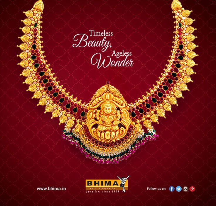 Lakshmi Antique Necklace !