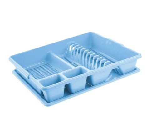 Details About New Plastic Large Dish Drainer Cutlery Rack Holder Kitchen Sink Tidy With Tray
