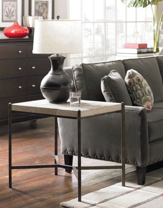 Win Cachet End Table By Thomasville