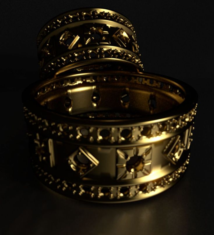 Jewellery Collection 2014 by Vítězslav Koneval