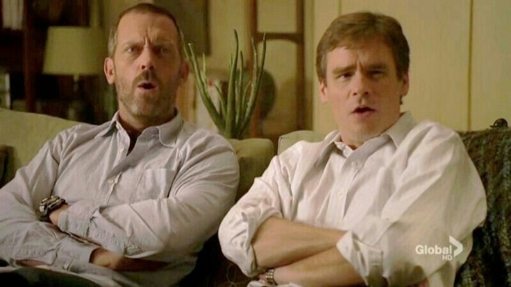 House and Wilson - Ohh Dr. House I miss you =0(