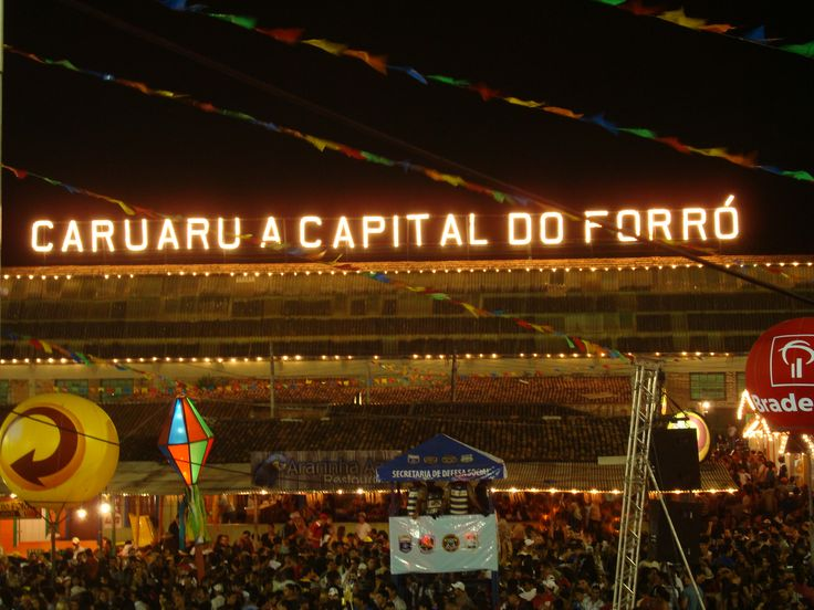 Festa de São Joao em Caruaru/PE - Brasil
