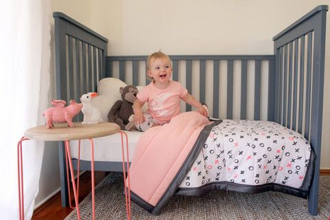 Moon Jelly is a unique Australian designed and made children's lifestyle label. Super-soft 100% organic interlock is knitted, printed, and then ethically in Melbourne, Australia. International shipping  #moonjellybaby #cotquilt #nursery #cotcomforter #babywrap #babyswaddle #babyfashion #madeinaustralia