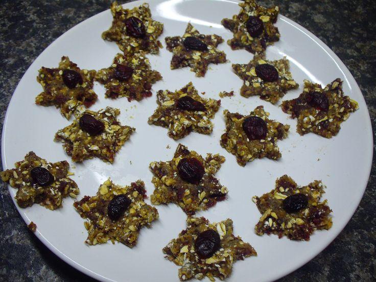 Jak připravit brusinkové hvězdičky | recept