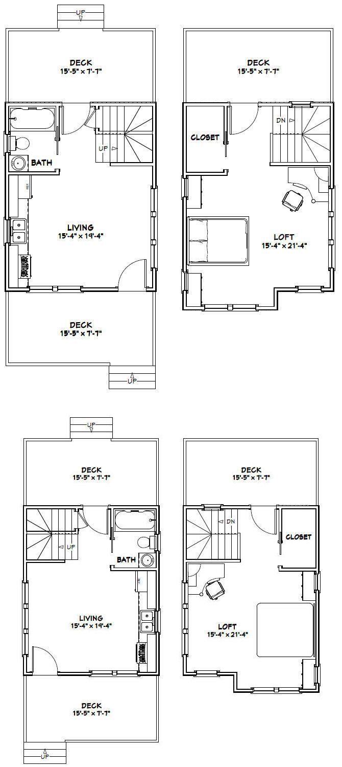 17 best images about blue prints on pinterest small for 16x20 cabin floor plans
