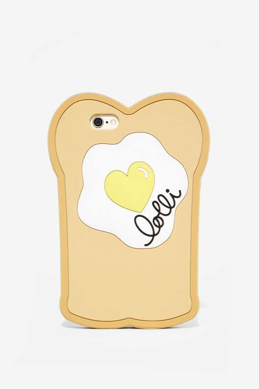 Lolli Swim Toasty Egg iPhone 6/6s Case - Tech