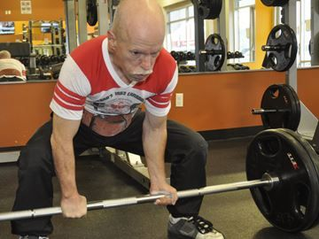 Our Parkinson's Place: Orangeville powerlifter aims for national records