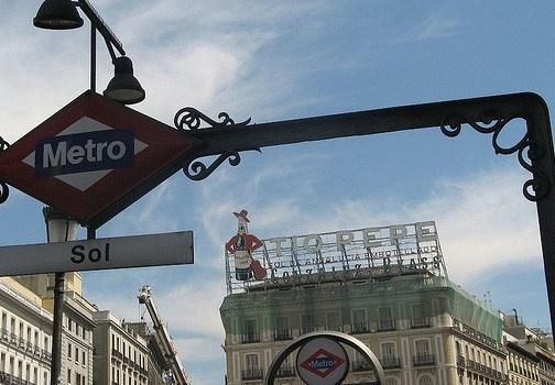 Sol e Puerta del Sol è il cuore di Madrid, il quartiere da cui iniziare a visitare la città. http://www.marcopolo.tv/spagna/sol-madrid-quartieri