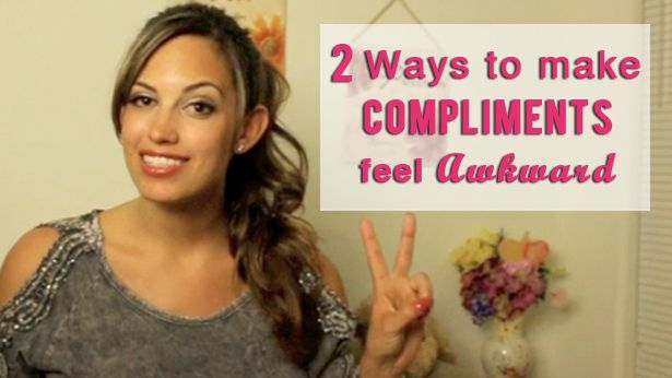 Are You Taking a Compliment the Right Way? | Young Mom's Club http://youngmomsclub.com/figure-it-out/are-you-taking-a-compliment-the-right-way/ #FIOF #figureitoutfriday