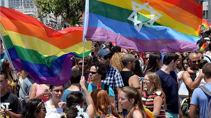 """No Better Place to Celebrate Gay Pride"" Tel Aviv Gay Pride Parade 2014"