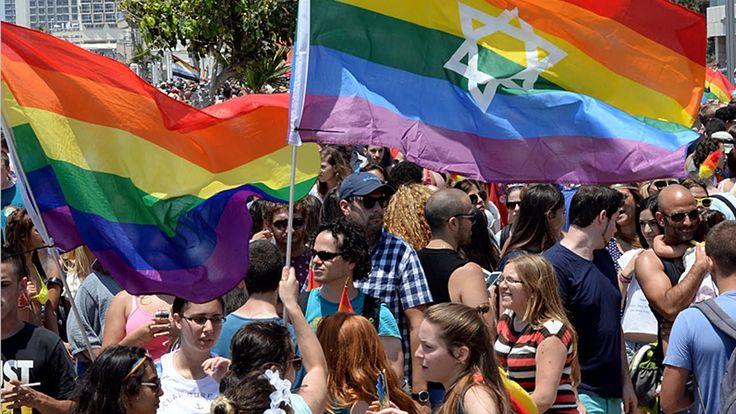 """No Better Place to Celebrate Gay Pride"" Tel Aviv Gay Pride Parade 2014"