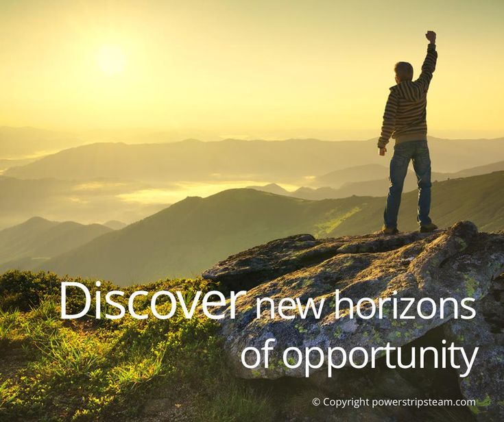 Discover new horizons of opportunity: http://bit.ly/1bQmhdT