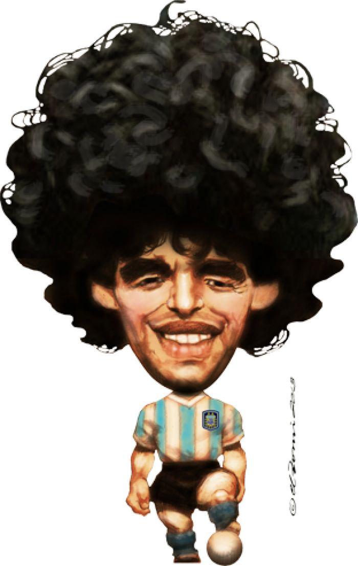 Diego Maradona: http://www.telam.com.ar/ilustraciones/caricaturas