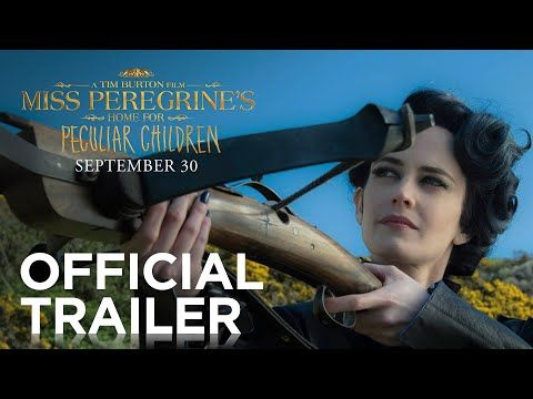 Miss Peregrine's Home for Peculiar Children review – amiable Tim Burton fantasy