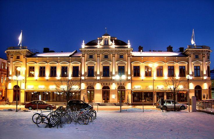 Oulu, Finland  source