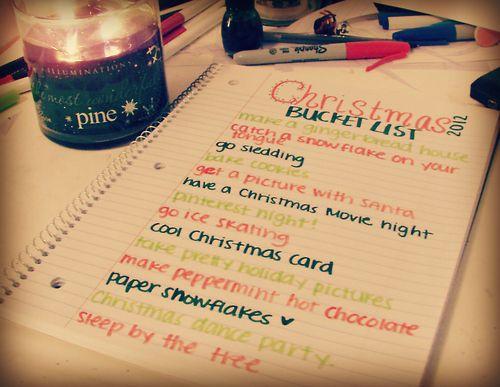 65 best Christmas Bucket List images on Pinterest | Christmas ...