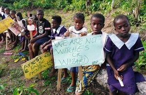 Witch Child: Documentary about Africans killing children said to be witches