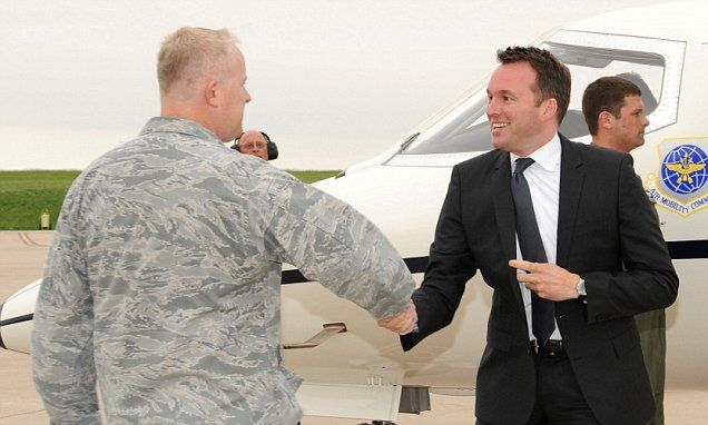 Barack Obama to nominate first openly gay service secretary to Eric Fanning | Daily Mail Online