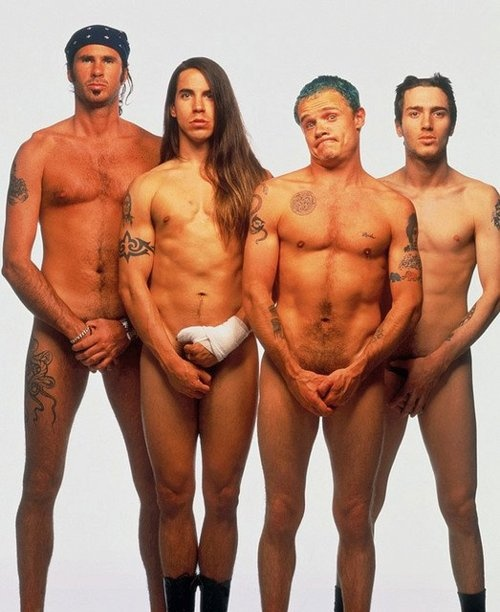 Red hot chili peppers naked pics 785