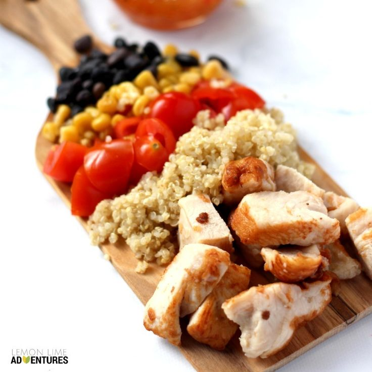Chicken Mason Jar Salad Recipe