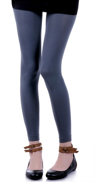 Designer Footless Tights Grey. Upgrade your wardrobe with Zohara designer footless tights, these trendy Grey Footless Tights by Zohara are a great way to keep your look trendy, fun and unique on the same time, $24.95 http://www.trendylegs.com/shop/designer-footless-tights-grey/