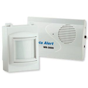 Wireless Passive Infrared Sensor Kit - Wireless PIR Sensor Kit by Dakota Alert. $102.96. Needs one 9V battery, not included. Detects a person up to 12, 25 or 40 feet away. Includes 1 transmitter and 1 receiver. Wireless Passive Infrared Sensor Kit Dakota Alert Wireless PIR sensor kit is a passive infrared detector that is able to monitor an area up to 100 degrees wide. With the integral mask, the detection area can be narrowed down to 20 degrees or anywhere in between. W...