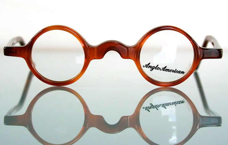 Anglo American Groucho Small Lens Round Glasses - http://theoldglassesshop.co.uk/products/Anglo-American-Groucho-Small-Lens-Round-Glasses.html  #vintageretro #Spectacles