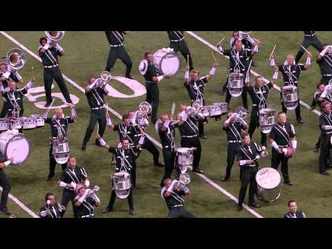 Awesome music video featuring Drum Corps and marching bands.
