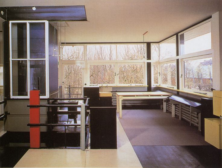 One House The Rietveld Schrder