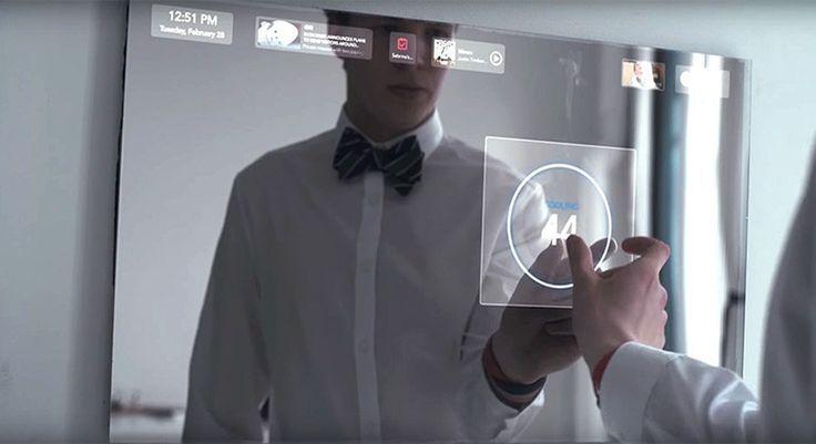 Duo - o assistente pessoal de inteligência artificial que vive dentro do espelho - Stylo Urbano #tecnologia #inovação