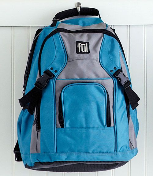 Freshman bag-maker Fül's Heart Breaker ($40) took the top spot among backpacks for younger kids. Its luggage-grade ballistic polyester won't easily tear or wear out, and its curved straps are well padded for comfort. In four colors. Ages 8-12.   - GoodHousekeeping.com