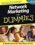 Network Marketing For Dummies - http://www.learnsale.com/sales-training/networking-training/network-marketing-for-dummies/