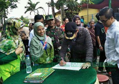 Bank Sampah Melati Bersih: Kunjungan Walikota Bogor ke BSMB Villa Mutiara