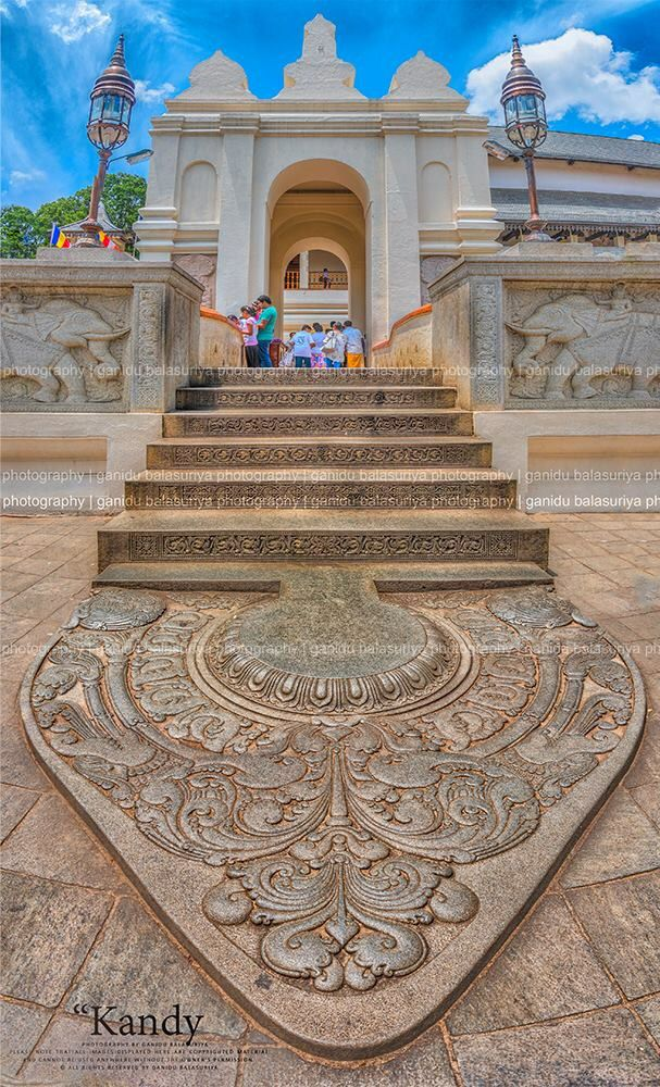 Temple tooth Kandy,Sri lanka #VisitSriLanka