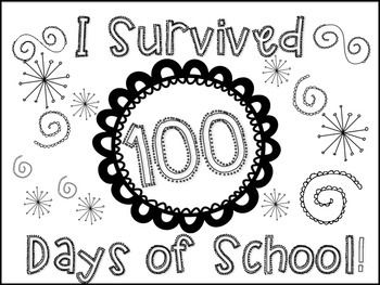 This is an Absolutely Awesome 100th Day Activity Pack! And- it's Free!! Thanks Ashley Delane @ TpT!!