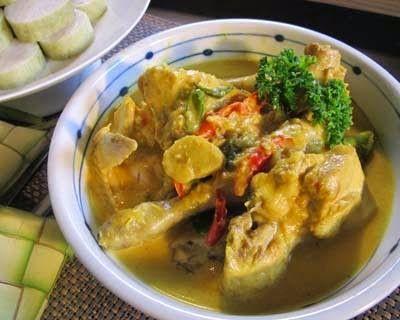 Resep Opor Ayam Pilihan Sederhana