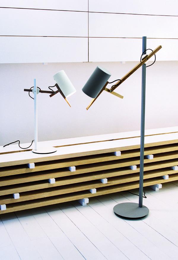 Lampadar Scantling (ESC pentru închidere)