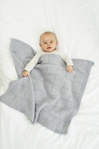 Stylecraft Baby Blankets Knitting Pattern 8913 DK   Knitting   Patterns   Minerva Crafts