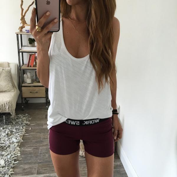 Nadia Workout Short