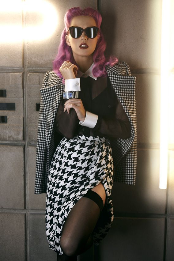 Katy Perry - Instyle by Jenny Gage & Tom Betterton