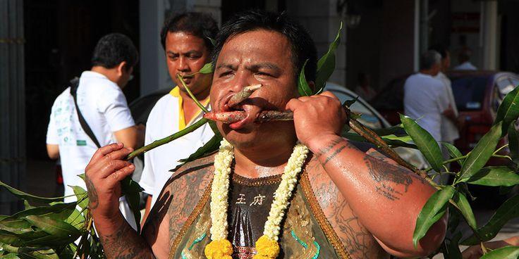 Phuket Vegetarian Festival photo