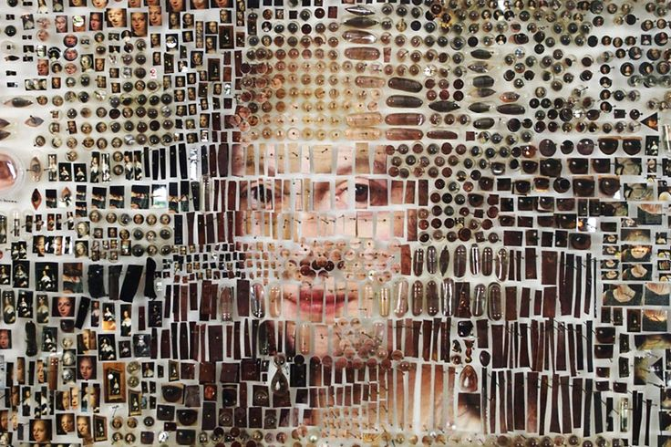 Dutch Master Paintings Recreated as Photographic Specimen Art
