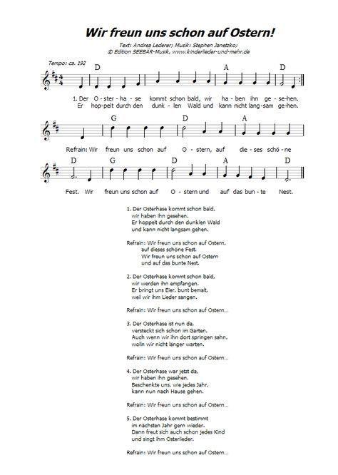Wir Freuen Uns Schon Auf Ostern #lied #kindergarten #kita #musik  #musikalischeerziehung