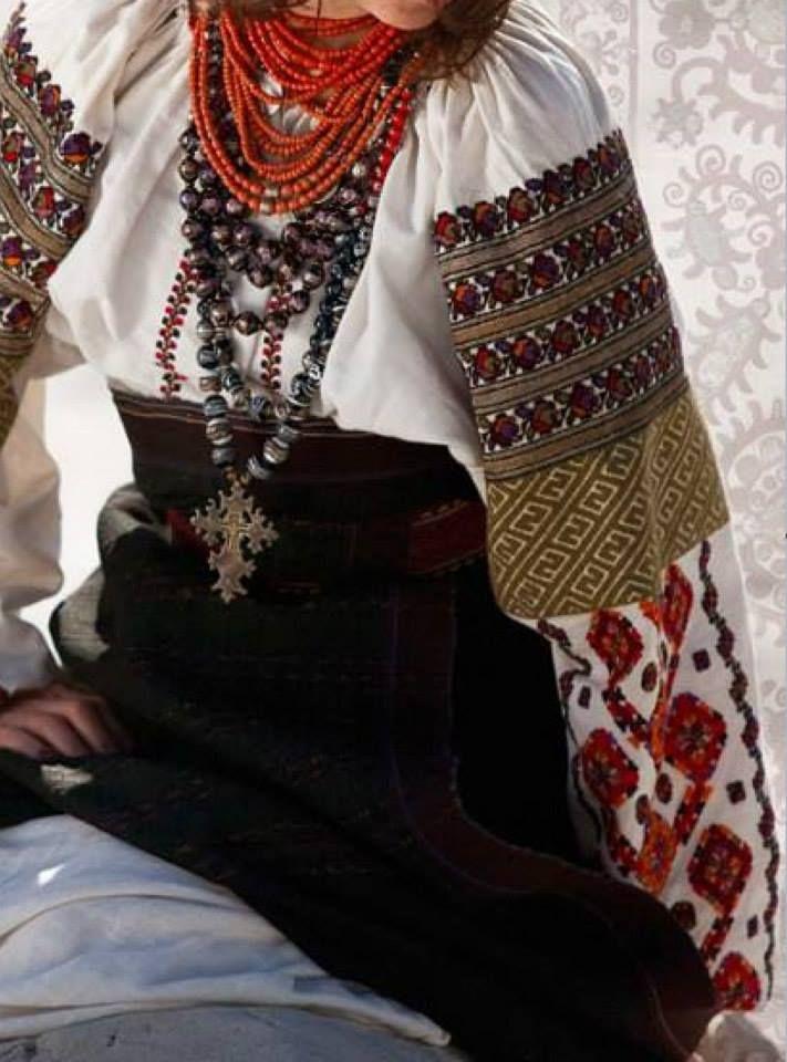 Traditional clothing of Ukraine