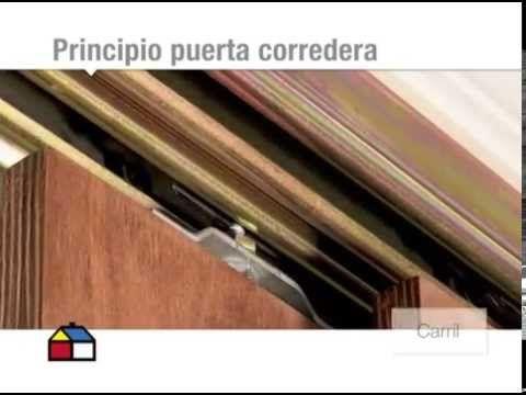49 best frentes de armarios images on pinterest white for Rieles puertas correderas ikea