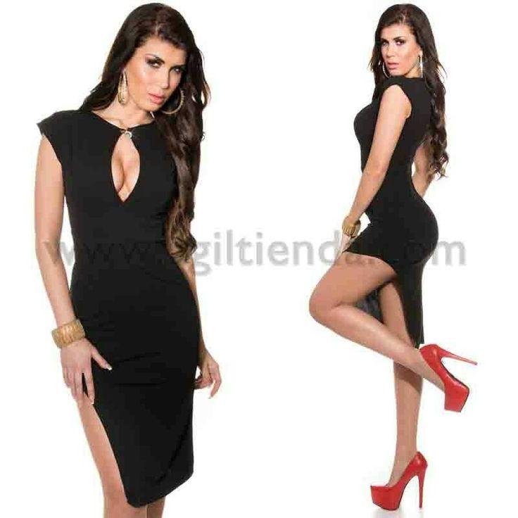 @Sexy #vestido de #tubo #rojo #negro o #color #crema con #diseño #sinmangas #ceñido al #cuerpo que #destaca tu #figura #cuellodebarco y #llamativo #escote de gota y #atrevida #raja en la #pierna para #impresionar y #brillar con #estilo #chic #joven y #sofisticado. Encuentralo en #Vestidos #Sexys de http://www.agiltienda.com/es/home/2321-sexy-vestido-tubo-con-raja-lateral.html @online #shop @agiltienda.es