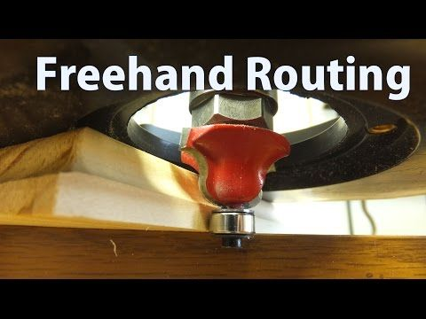 Setting Up and Using a Router Table - A woodworkweb.com woodworking video - YouTube