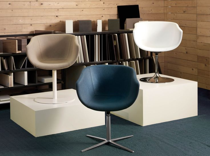 Derby chairs (Archirivolto Design) are cosy and inviting, yet with a modern touch. For further information: http://www.segis.it/en/products/Derby/