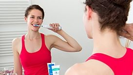 Dental Hygiene with Ultrasound - Emmi-dent Ultrasonic Toothbrush