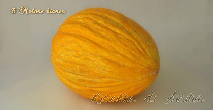 Marmellata di Melone Bianco - Ricette di Sicilia